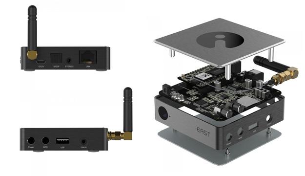 Ieast lecteur audio sonorisation