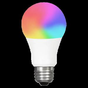 Ampoule connectée RGB